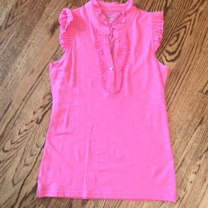 Pink Lilly Pulitzer shirt size Medium